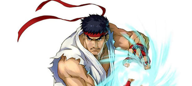 Ve a Ryu repartir focus punch en <em>Super Smash Bros. </em>