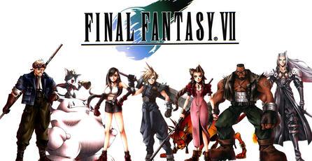 Port de <em>Final Fantasy VII</em> llegará el 16 de octubre