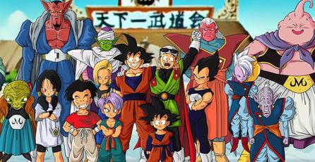 <em>Dragon Ball Z: Extreme Butoden</em> llegará en octubre
