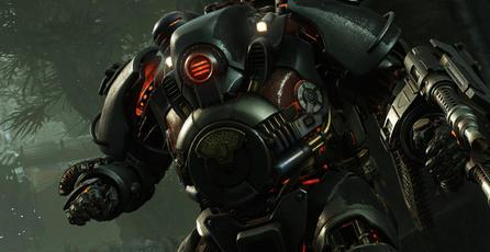 Ya está disponible Lennox, el nuevo hunter de <em>Evolve</em>