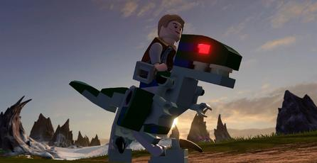 Nuevos screenshots de LEGO Dimensions