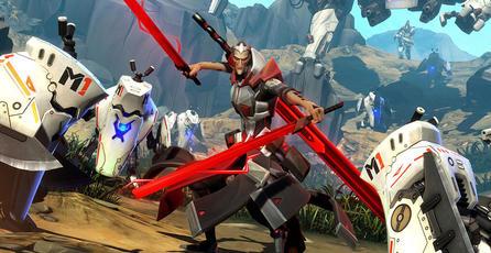 Presentan nuevo video con gameplay de <em>Battleborn</em>