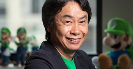 Miyamoto: parque de atracciones de Nintendo será tremendo