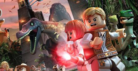 <em>LEGO Jurassic World: The Game</em>