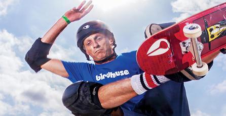 <em>Tony Hawk's Pro Skater 5</em> tendrá modo en línea para 20 jugadores