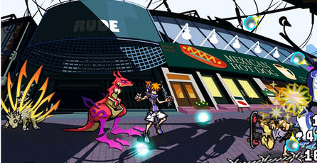 <em>The World Ends With You</em> regresa a iPhone y iPad