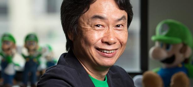 Miyamoto no participa en la creación de Nintendo NX