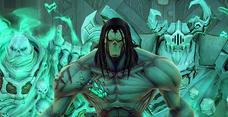 Así luce <em>Darksiders II: Deathinitive Edition</em>