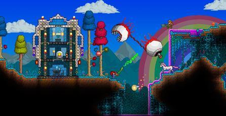 <em>Terraria</em> llegará muy pronto a Wii U