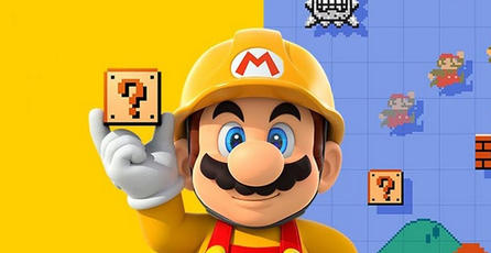 <em>Super Mario Maker</em> toma el escenario central en Comic-Con