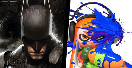 <em>Arkham Knight</em>, <em>Splatoon</em> y <em>COD</em> entre los más vendidos en Chile