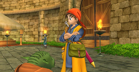 <em>Dragon Quest VII</em> y <em>Dragon Quest VIII</em> para 3DS llegarían a América