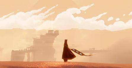 Revelan fecha de llegada de <em>Journey</em> a PlayStation 4