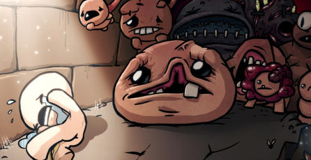 <em>The Binding of Isaac: Rebirth</em> debutará a finales de mes en Wii U