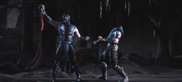 Añaden gratis fatalities clásicos a <em>Mortal Kombat X</em>