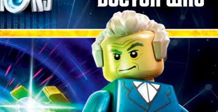 Presentan a Doctor Who para <em>LEGO Dimensions </em>