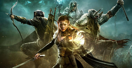<em>The Elder Scrolls Online: Tamriel Unlimited</em>