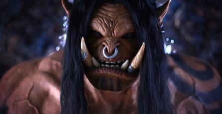 Liberan video de <em>Warcraft</em> en realidad virtual