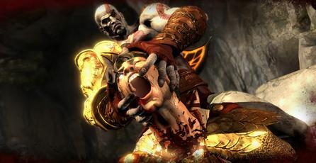 Photo Mode de <em>God of War III: Remasterizado</em>