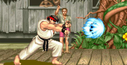 Lanzarán soundtrack de <em>Street Fighter II</em> en disco de vinilo
