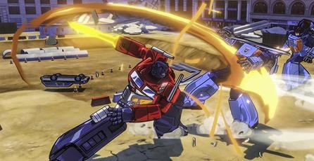 <em>Transformers: Devastation</em> usó técnica para verse como en los 80