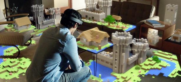 La primera versión de HoloLens no servirá para jugar