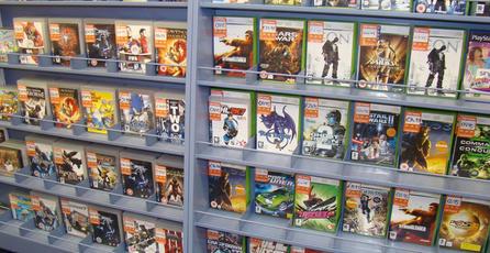 Estudio revela que en Reino Unido gamers prefieren juegos físicos
