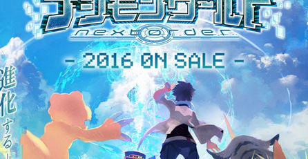 Lanzan sitio teaser de <em>Digimon World: Next Order</em>