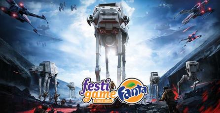 <em>Star Wars: Battlefront</em> estará disponible para jugar en Festigame Fanta 2015