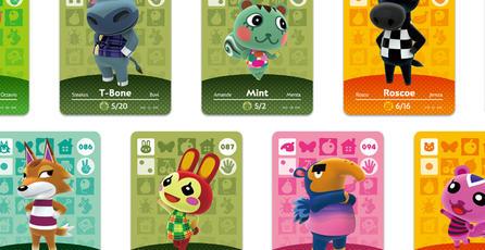 Cartas amiibo debutarán junto con <em>Animal Crossing: Happy Home Designer</em>