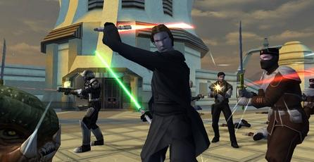 Actualizan <em>Star Wars: Knights of the Old Republic II</em> luego de 10 años