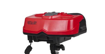 A 20 años del lanzamiento del Virtual Boy
