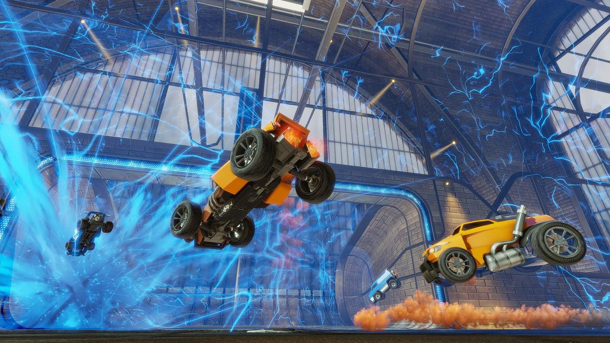 <em>Rocket League</em>