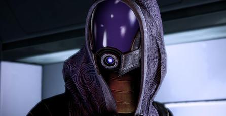 Muestran figura de Tali'Zorah de <em>Mass Effect 3</em>
