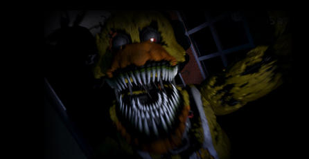 <em>Five Nights at Freddy's 4</em>