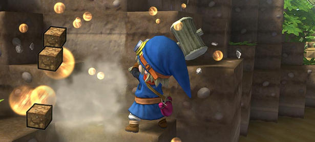 Publican gameplay de <em>Dragon Quest Builders</em>