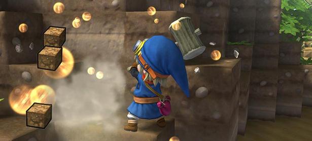 Publican gameplay de <em>Dragon Quest Builders</em>