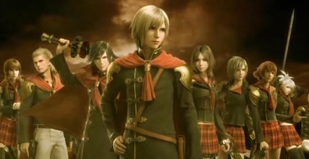 <em>Final Fantasy Type-0 HD</em> llegará a PC a mediados de agosto
