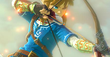 <em>The Legend of Zelda</em> para Wii U podría llegar hasta 2017