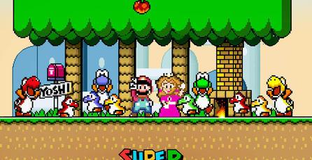 Realizan homenaje a la música de <em>Super Mario World</em>