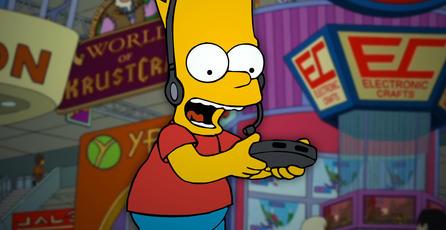 Juegos inventados en Los Simpsons
