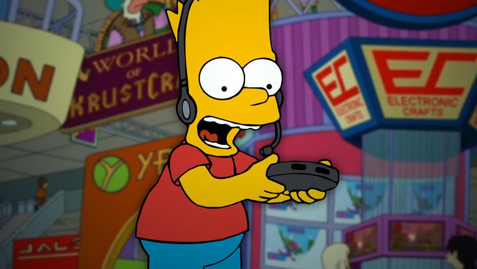 Juegos Inventados En Los Simpsons Levelup