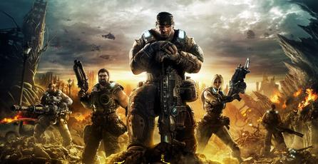 Añaden <em>Gears of War</em> a retrocompatibilidad de Xbox One