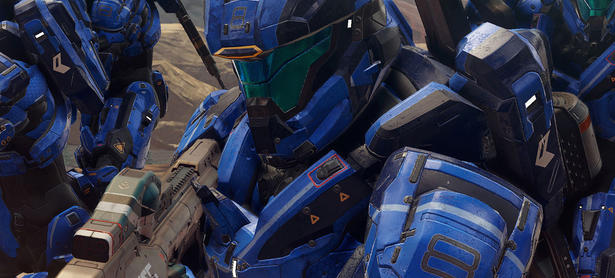 Muestran Xbox One especial de <em>Halo 5: Guardians</em>