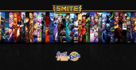 Festigame Fanta 2015 contará con la presencia de <em>SMITE</em>