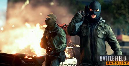 Robbery es la nueva expansión de <em>Battlefield Hardline</em>