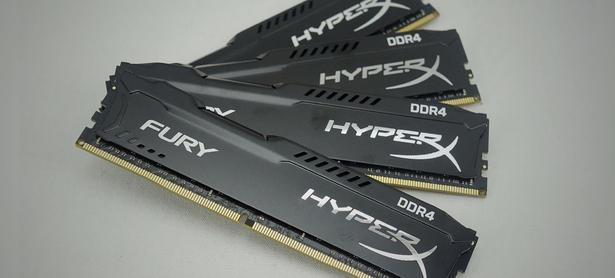 HyperX presenta kits de memoria DDR4
