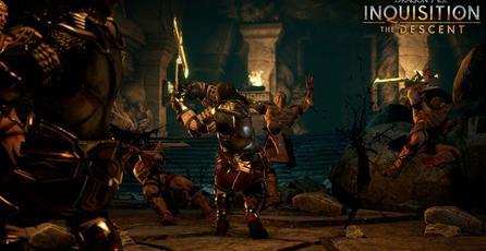 The Descent es el nuevo DLC de <em>Dragon Age: Inquisition</em>