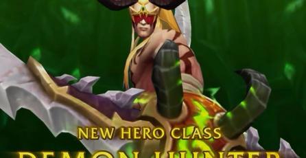 Blizzard revela <em>World of Warcraft: Legion</em>