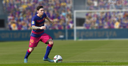 Nuevos screenshots de FIFA 16